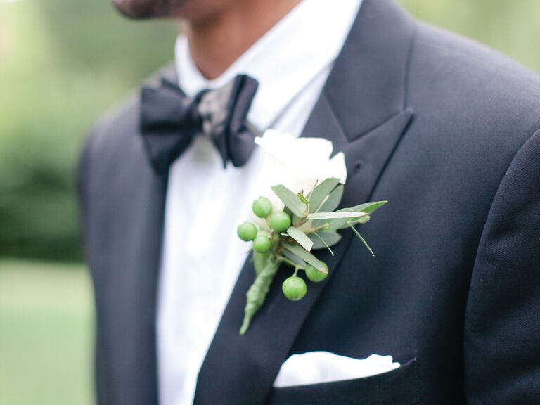 A Glossary of Tuxedo Terms and Styles