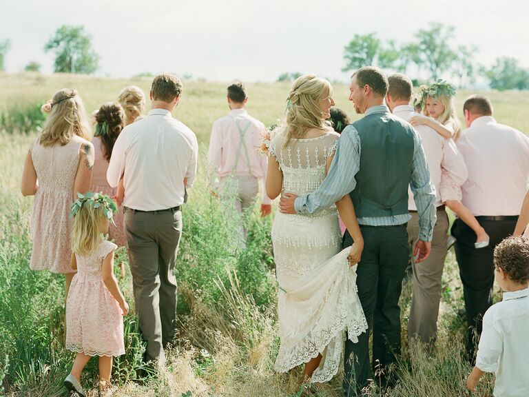 Top Tips to Choosing Your Wedding Party