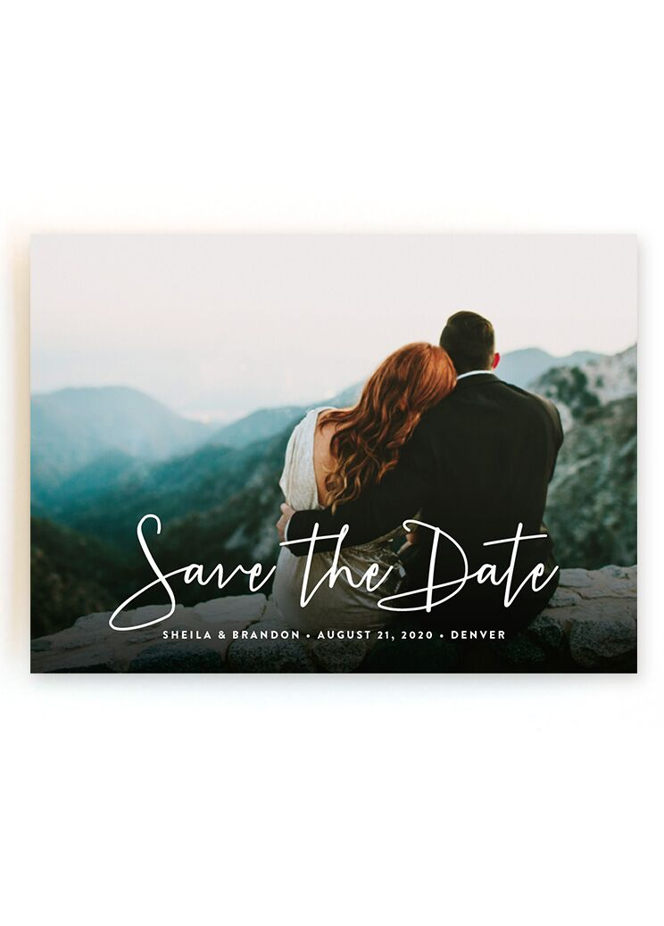 Save The Dates From Minted